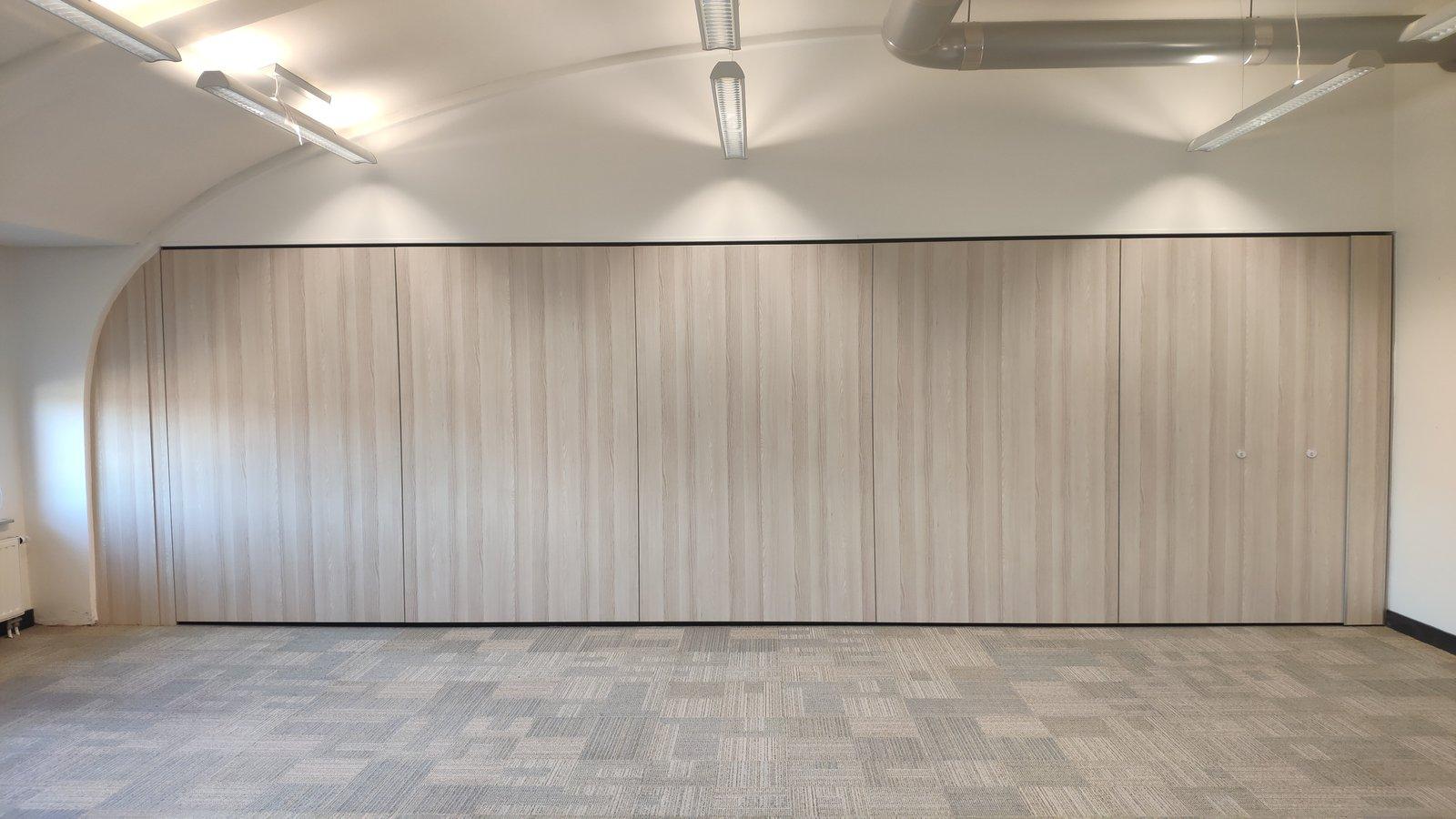 Geluidsisolerend en gebruiksvriendelijk in kantoren