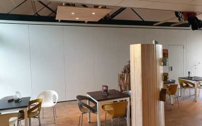 Projects of operable wall Space at camp sites