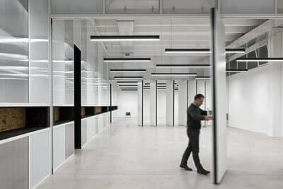 Maintenance service for operable partitions